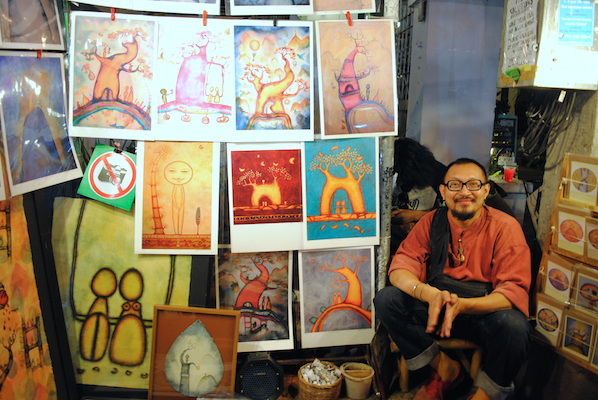 Reisetips om kunst i Chiang Mai