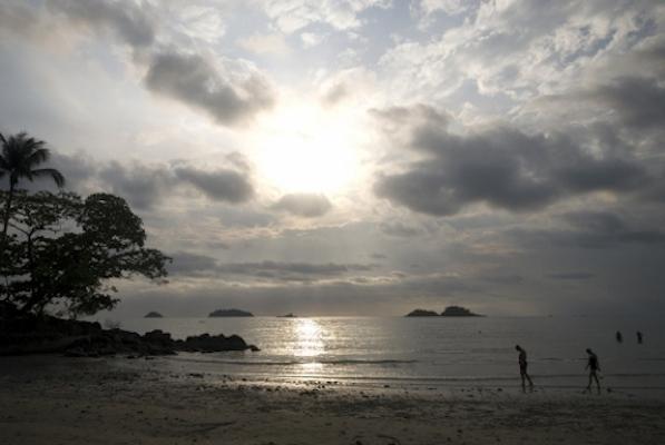 Masseturismen har ennå ikke inntatt den vakre øya Ko Chang.