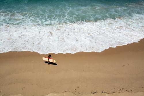 Å reise er å oppdage paradis. Igjen og igjen ...