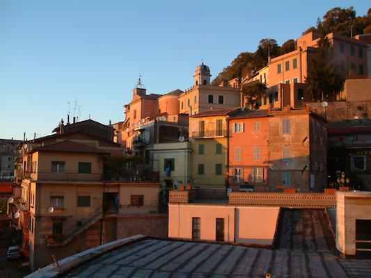 Reisetips Nemi Italia
