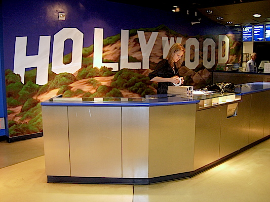 Reisetips fra Los Angeles: holllywood highland postkontor