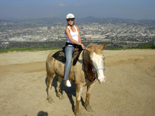 Reisetips fra Los Angeles: ridning i hollywood hills