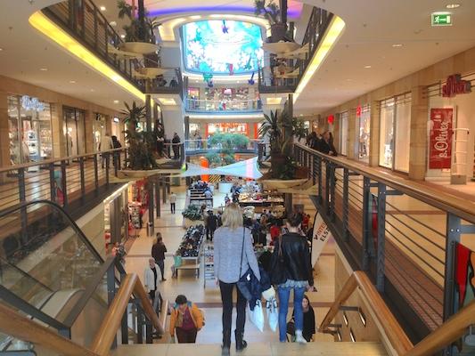Shoppingglede hos Schlössler-Galerie!