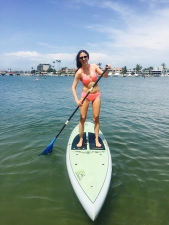 Reisetips: Stand Up Padling i Long Beach