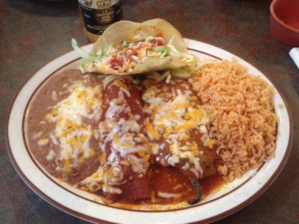 Beste spise sted i Long beach? SuperMex er en favoritt.