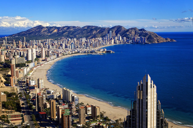 General view-Benidorm