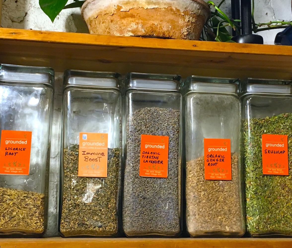 Pluss for salg av te i løsvekt.