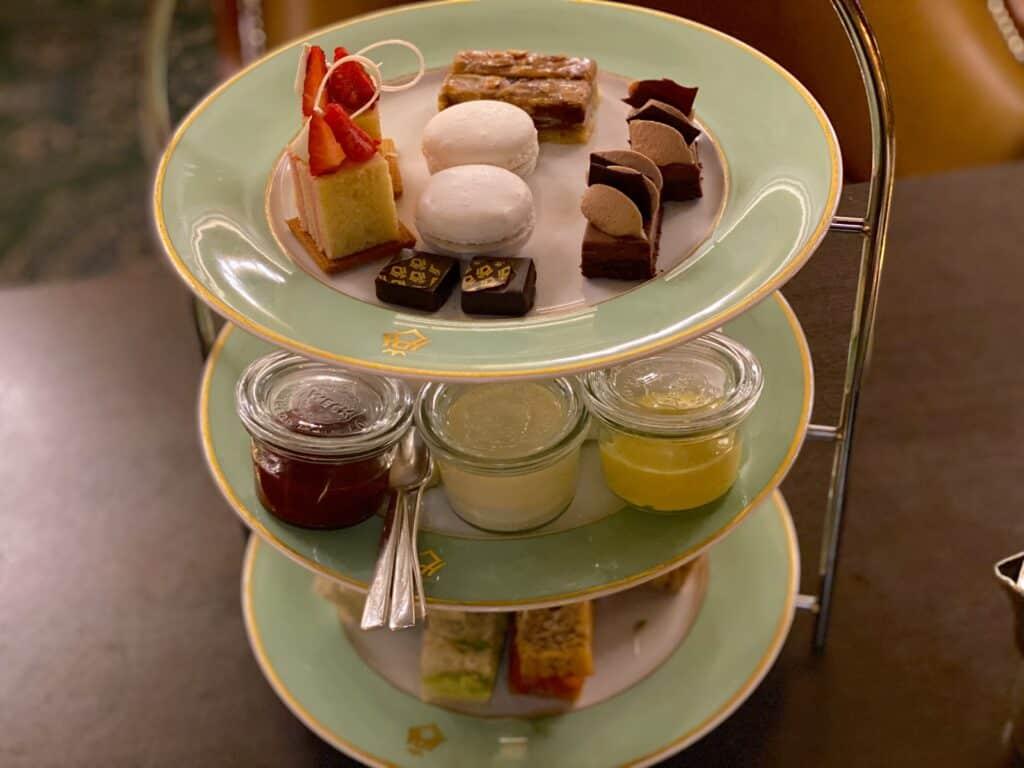 Afternoon tea i Oslo.